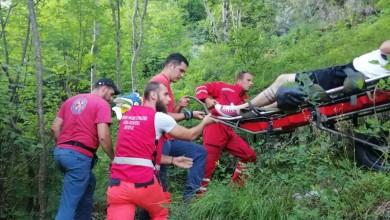 """Photo of Spašen mladić u NP Plitvička jezera: """"Molimo izletnike da se kreću samo označenim stazama"""""""