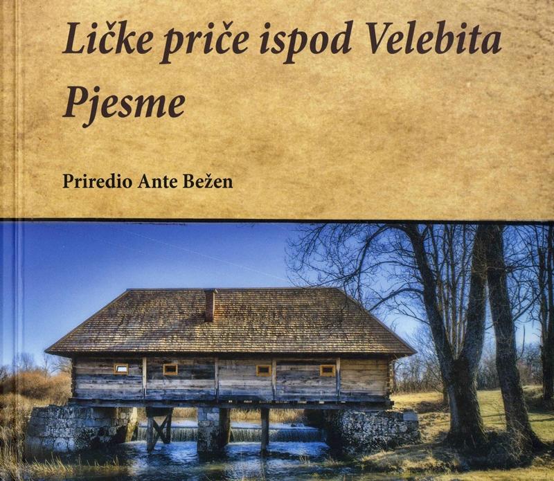 """Promocija knjige """"Ličke priče ispod Velebita"""" prof. Mile Mudrovčića"""