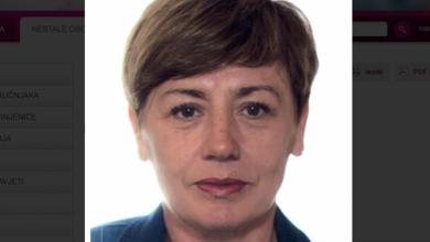 Photo of Pronađeno je tijelo nestale pripadnice HV-a Jadranke Skender