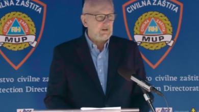 Photo of Božinović: Zakazali su svi koji su bili u bliskom kontaktu u Zadru