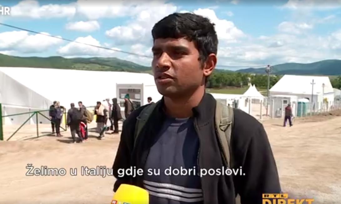 VIDEO Slijedi li nam nova migrantska kriza? RTL Direkt prvi je posjetio novi kamp kod Bihaća
