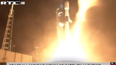 Photo of VIDEO Kakav spektakl! Kompanija milijardera Elona Muska lansirala još 60 satelita u svemir
