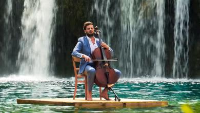 "Photo of ""ALONE TOGETHER"" Stjepan Hauser održao koncert pod slapovima Krke"
