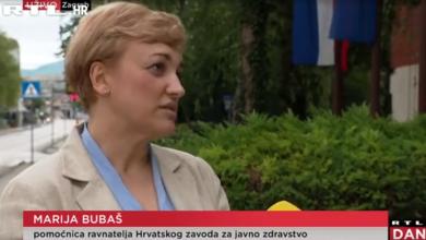 """Photo of VIDEO Pomoćnica ravnatelja HZJZ-a: """"Vremenske prilike ne utječu na koronavirus kako smo se nadali"""""""