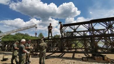 Photo of KARLOVAC Inženjerijska pukovnija pomaže civilnim strukturama u obrani od poplava