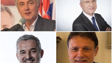 Photo of Večeras prvo sučeljavanje: Jandroković, Raspudić, Škoro i Ostojić