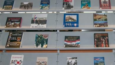 Photo of Od 3. kolovoza u NSK izložba knjiga posvećena Oluji