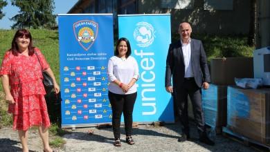 Photo of Unicef donirao 10 oksigenatora za borbu protiv pandemije