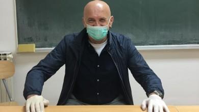 """Photo of Danko Ivšinović u zborniku humora i satire """"Smijehom protiv korone"""""""