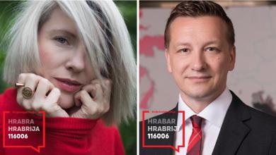 Photo of Ida Prester i Tomislav Jelinčić pozivaju najhrabrije da nazovu 116 006!
