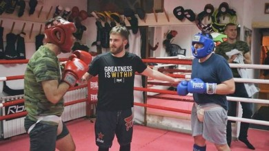 Photo of U Trenk gymu započeo ljetni kamp tajlandskog boksa