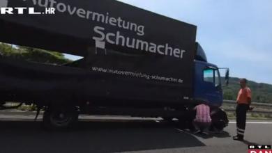 Photo of VIDEO Drama na autocesti Rijeka-Zagreb: Policija u kamionu otkrila migrante, krijumčar pobjegao