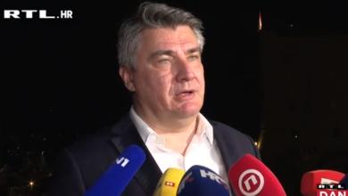 """Photo of VIDEO  Milanović o širenju korone: """"Trebamo je prihvatiti ne kao veliku bolest, nego kao karijes"""""""