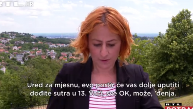 """Photo of VIDEO Novinarka RTL-a pozvala se na kumstvo s Bandićem pa tražila posao: """"Trebali bi doći kod mene da ne pričamo ovako"""""""