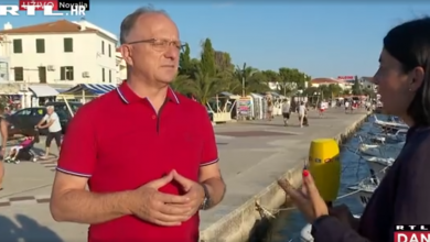 """Photo of VIDEO Gradonačelnik Novalje: """"Ako ne bude rasta broja zaraženih, kolovoz će biti bolji od očekivanoga"""""""