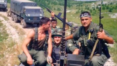 """Photo of VIDEO Riječke Ajkule pjesmom odale počast ratnim suborcima: """"I u ratu i u miru – ljubim te moja Hrvatska"""""""