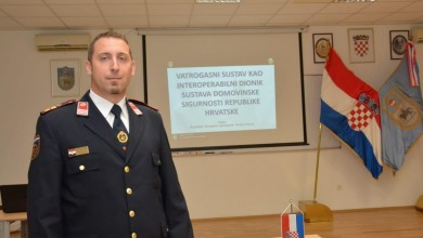 Photo of Otočanin Hrvoje Ostović uspješno završio prestižnu ratnu školu