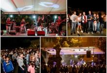 Photo of FOTO Fenomenalan koncert Crvene jabuke na otvorenju Gospićkih rock večeri