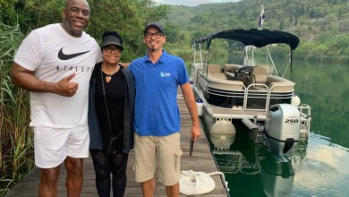 Photo of Magic Johnson posjetio Nacionalni park Krka