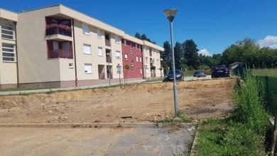 Photo of Započeli radovi na izgradnji dječjeg igrališta u Pazariškoj ulici