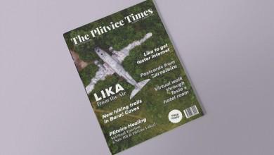 Photo of EKSKLUZIVNO Izašao novi broj The Plitvice Timesa! Znate li koji je aerodrom na naslovnici?