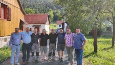 Photo of POHVALNO Općina Brinje asfaltirala 400 metara ceste u selu Fumići u Letincu
