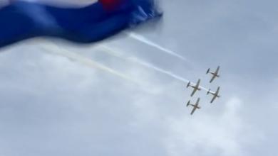 Photo of VIDEO Spektakl na nebu iznad Knina! Pogledajte fantastične akrobacije pilota Krila Oluje