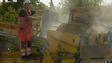 """Photo of VIDEO Kreće obnova zastarjele željezničke infrastrukture: """"Vrijednost radova je oko 366 milijuna kuna"""""""