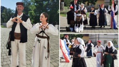 Photo of VIDEORAZGLEDNICA IZ LIKE Vinkovačke jeseni posjetile Otočac!
