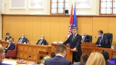 Photo of Predsjednik Vlade Andrej Plenković sutra u Gospiću