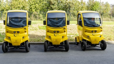 Photo of Vozni park pošte veći za 20 novih električnih vozila