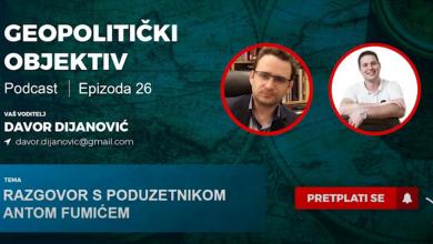Photo of Ante Fumić za Geopolitički objektiv: Svi prolaze kroz Liku i vole ju, ali u Lici je sve manje ljudi
