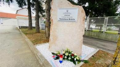 Photo of Zgrada policije u Gračacu nosi ime poginulog Tomislava Brkića