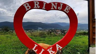 """Photo of NOVA TURISTIČKA ATRAKCIJA U Brinju postavljeno prvo """"srce""""!"""