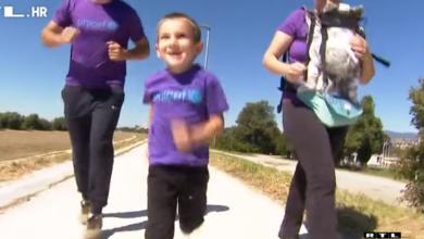 Photo of VIDEO Više od 7.000 ljudi diljem zemlje sudjelovalo u prvoj virtualnoj utrci za djecu s teškoćama u razvoju
