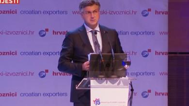 """Photo of VIDEO Plenković ponovio obećanja iz predizbornih kampanja: """"Ambicija je stvoriti 100.000 novih radnih mjesta"""""""