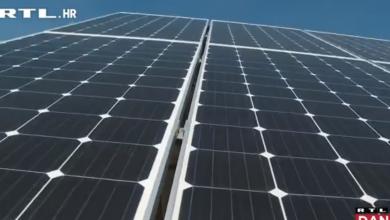 """Photo of VIDEO Najveća solarna elektrana u Hrvatskoj počela s radom: """"Ovo je povijesni trenutak za otok Vis"""""""