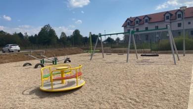 Photo of FOTO Grad Gospić izgradio još jedno dječje igralište