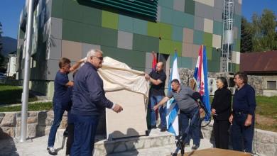 Photo of Svečano otkriven spomenik poginulim hrvatskim braniteljima s područja Krasna