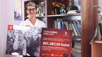 Photo of PBZ Grupa donirala oko 300.000 kuna Domu za odgoj djece i mladeži Karlovac