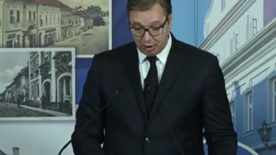 Photo of VIDEO Aleksandar Vučić u kući bana Jelačića