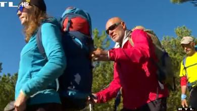 Photo of VIDEO Slijepi planinar zaputio se na 1100 kilometara dug put kroz hrvatske planine. Putem mu pomaže HGSS