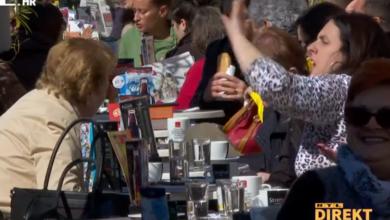 Photo of VIDEO Hrvatska trenutno ima jedan od najliberalnijih pristupa koronavirusu