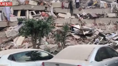 Photo of VIDEO Potres magnitude 7 prema Richteru pogodio Grčku i Tursku