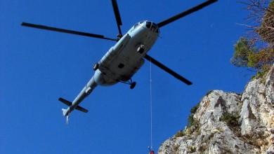 Photo of Helikopter HRZ-a uključen u akciju spašavanja na Velebitu