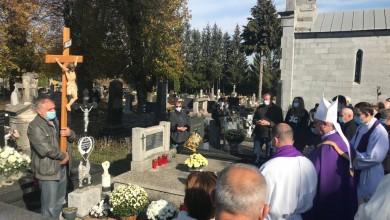 """Photo of FOTO Biskup Križić: """"Jednom ćemo se žalostiti što smo u životu puno držali do nebitnih ili bezvrijednih stvari"""""""