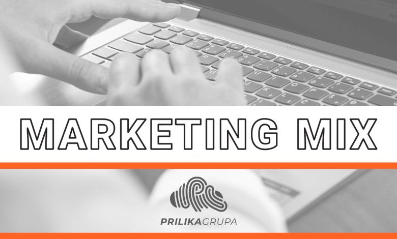 Photo of Prilika Grupa pripremila Marketing mix, prvi paket koji uključuje više agencijskih usluga