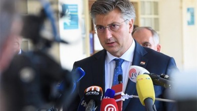 Photo of Premijer Plenković je pozitivan na koronavirus