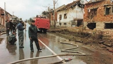 """Photo of Sjećanje na vatrogasce poginule u Domovinskom ratu: """"Njihova žrtva se ne smije zaboraviti"""""""