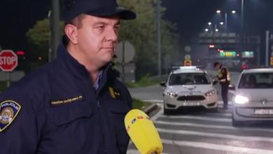 """Photo of VIDEO Akcije od Martinja do Nove godine, policajci spremni na sve: """"Stavili smo maksimalan broj ljudi i tehnike u funkciju"""""""
